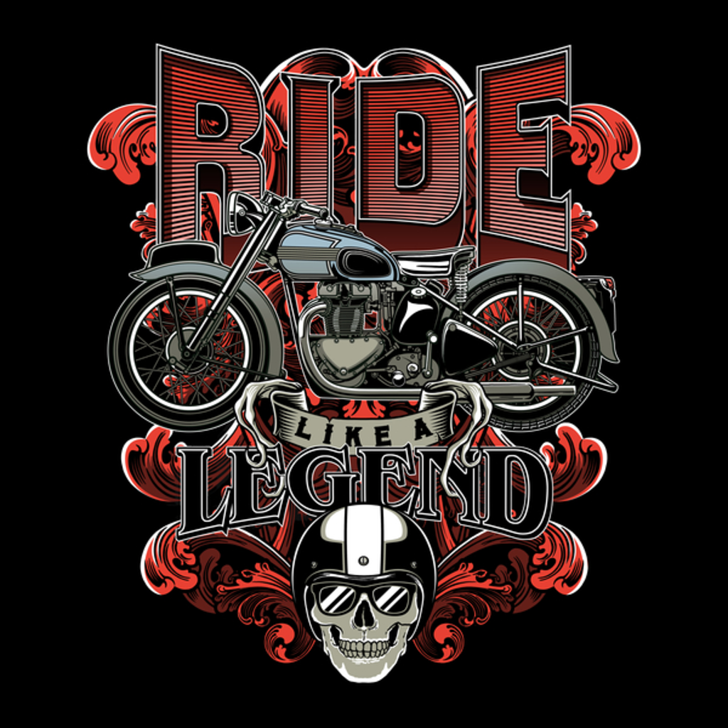 NeatoShop: Ride like a legend.