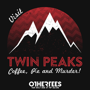 OtherTees: Visit Twin Peaks