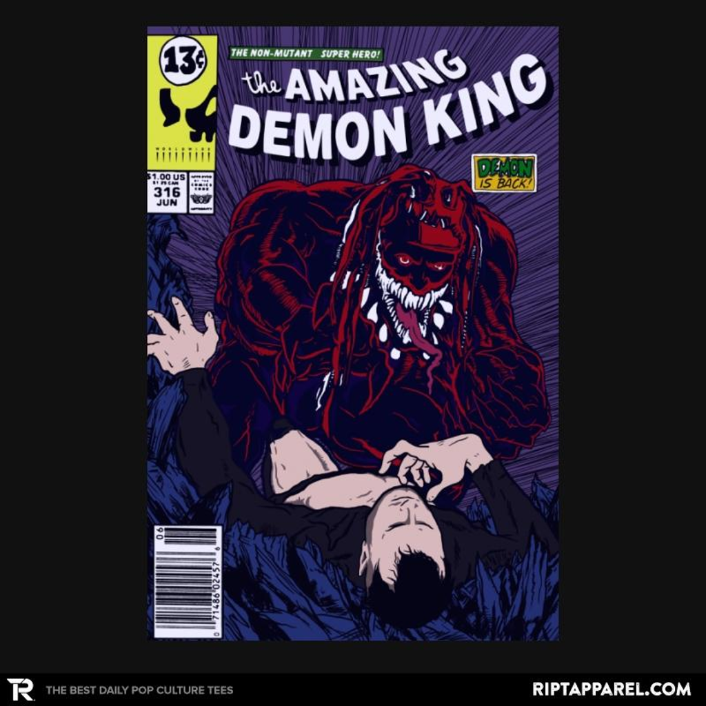 Ript: The Amazing Demon King