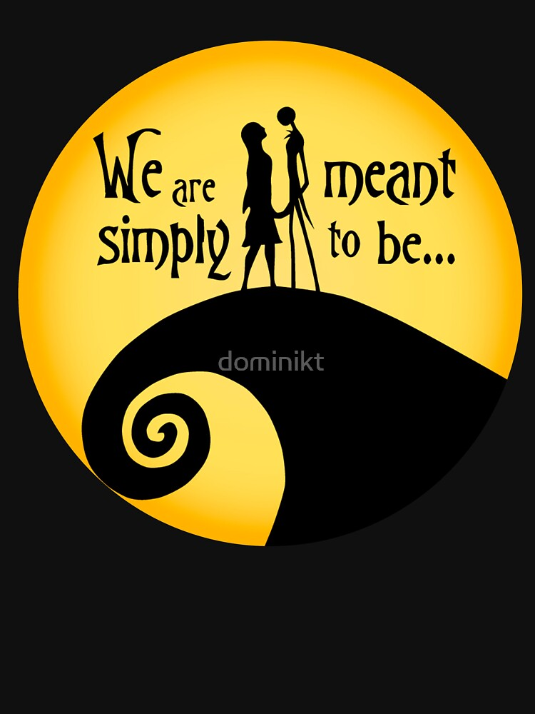 RedBubble: Jack and Sally