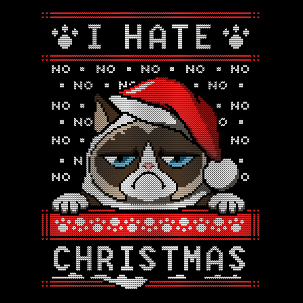 NeatoShop: I Hate Christmas