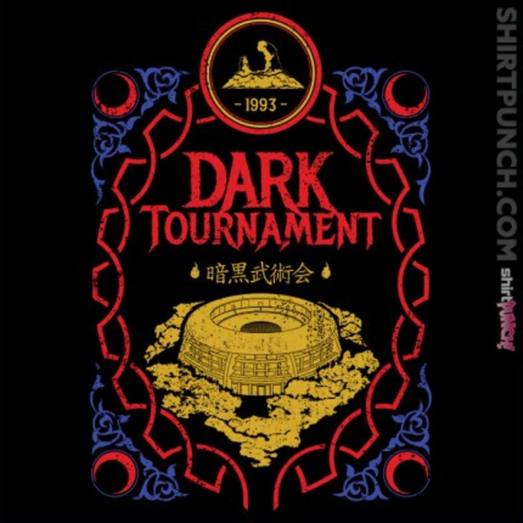 ShirtPunch: I Survived the Dark Tournament