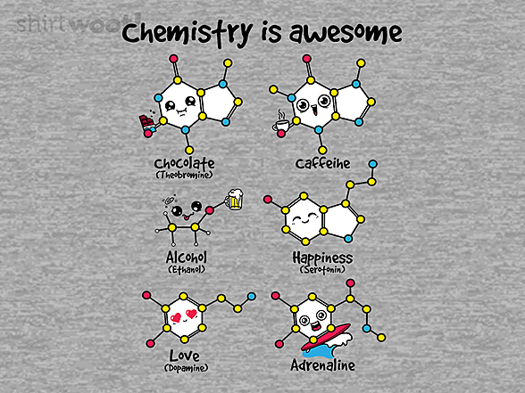 Woot!: Chemistry is Awesome