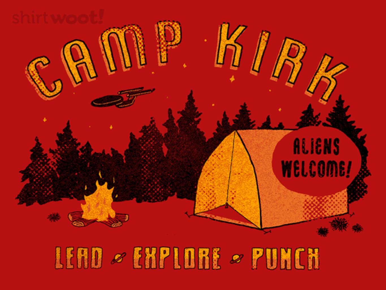 Woot!: Camp Kirk