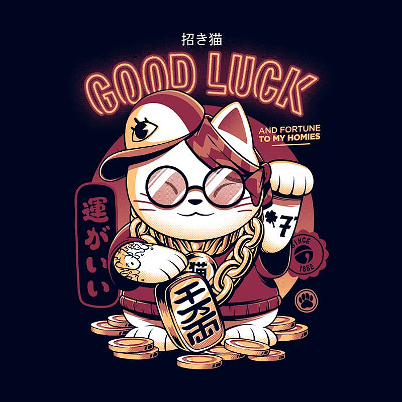 Pampling: Lucky Cat