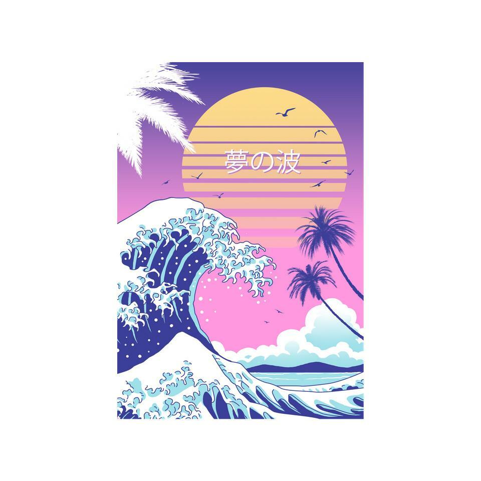 TeeFury: Dream Wave