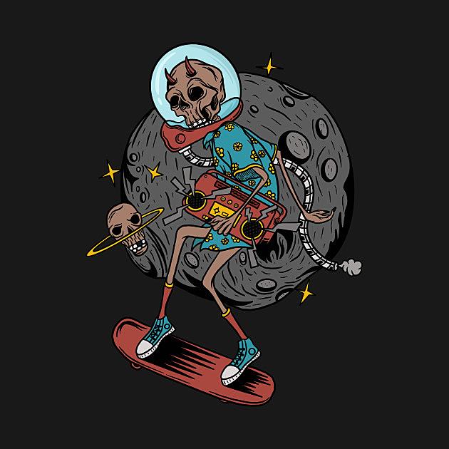 TeePublic: space