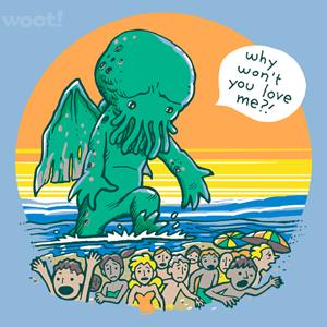 Woot!: Love Me!