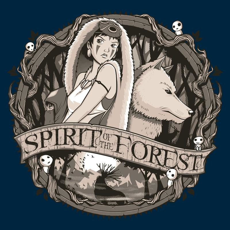 Curious Rebel: Spirit of the Forest
