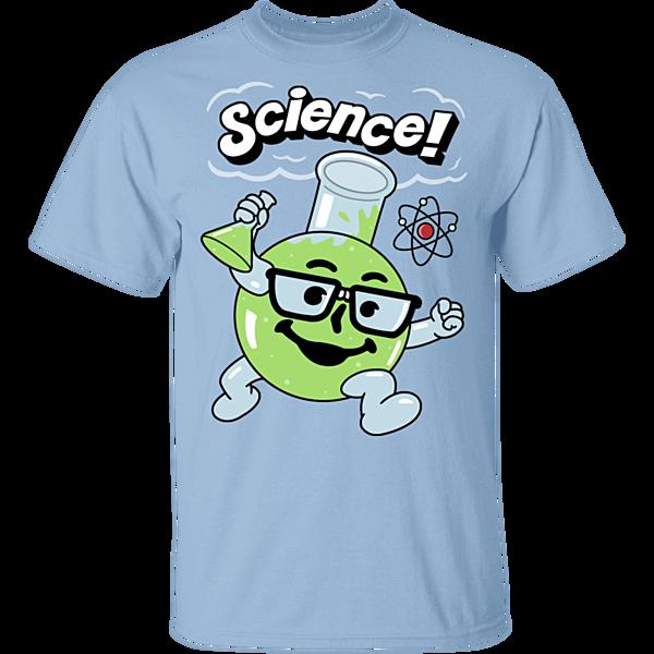 Pop-Up Tee: Science