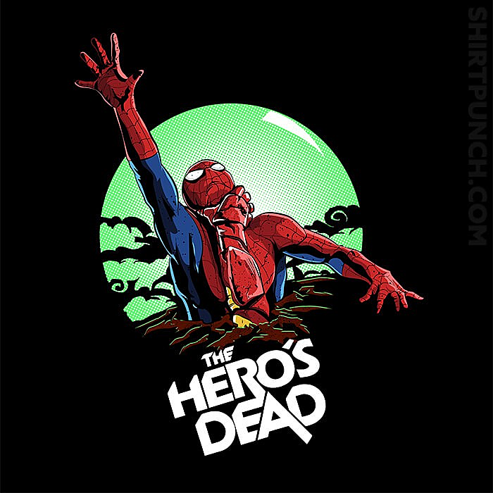 ShirtPunch: The Hero's Dead