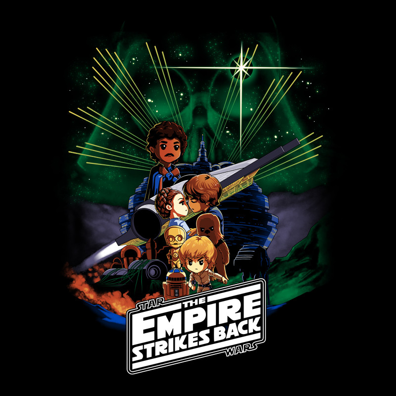 TeeTurtle: Star Wars: Episode V - The Empire Strikes Back