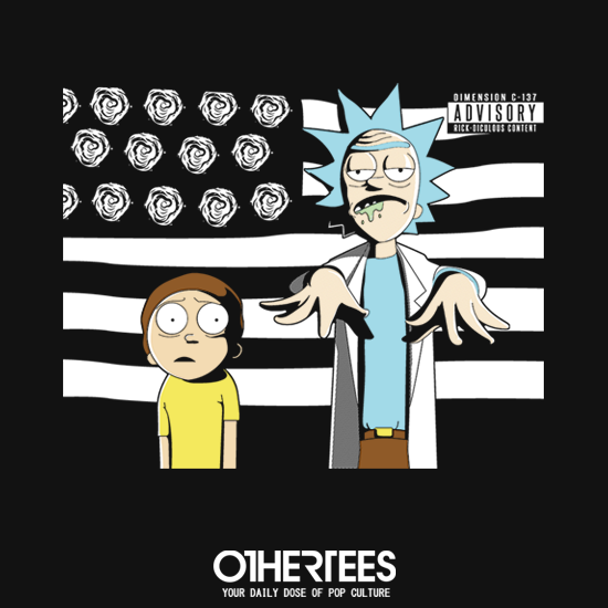 OtherTees: So Schwifty, So Clean
