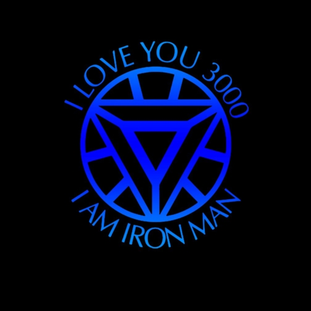 BustedTees: I love you 3000 I am Iron Man Shirt