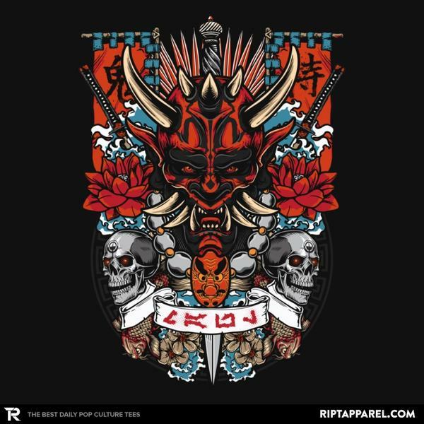 Ript: Dark Side Akuma