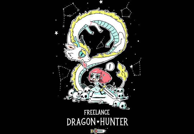 Design by Humans: Dragon Hunter