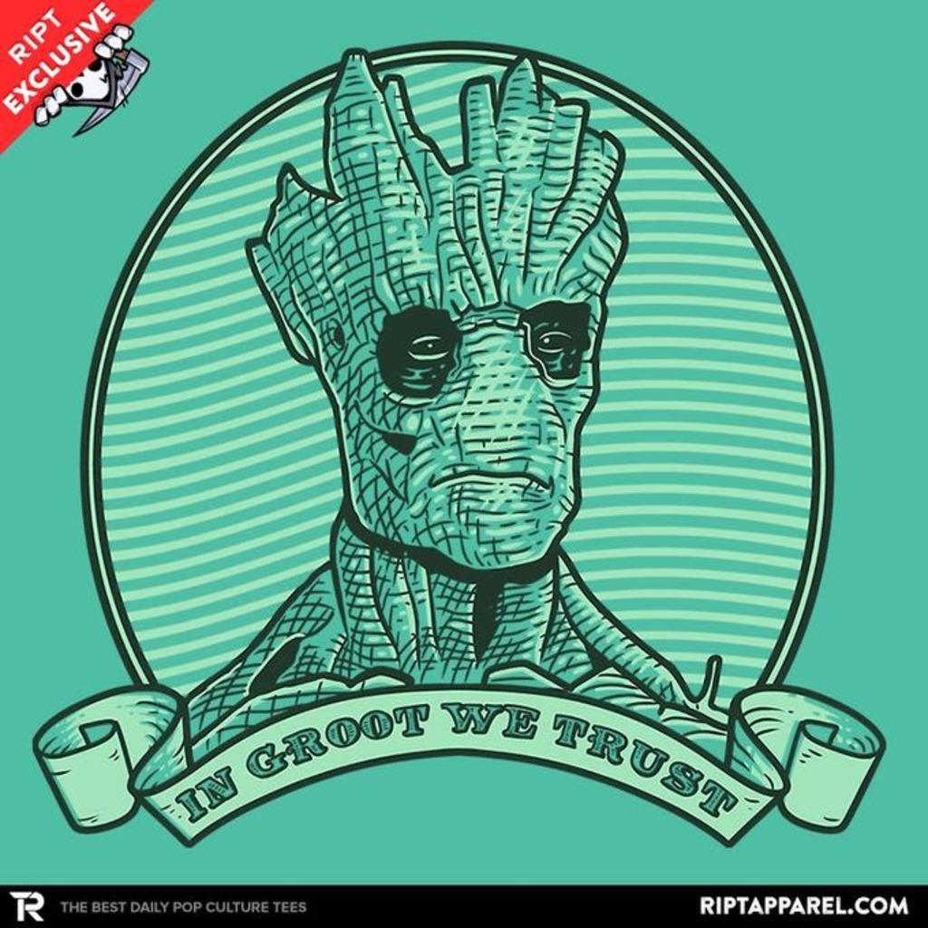 Ript: In Groot We Trust