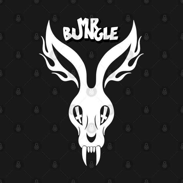 TeePublic: mr bungle (white)