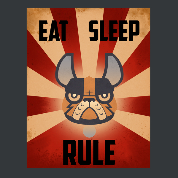 NeatoShop: Eat, Sleep, Rule