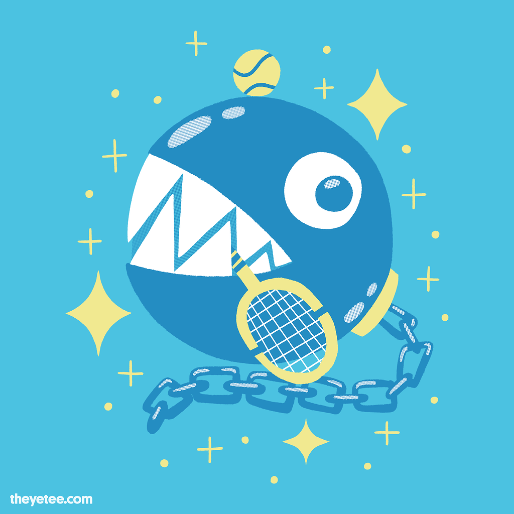 The Yetee: Chompion