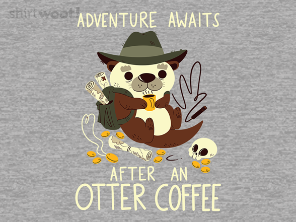 Woot!: Otter Adventurer
