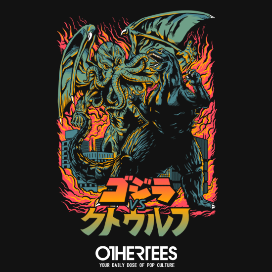 OtherTees: Clash of Gods