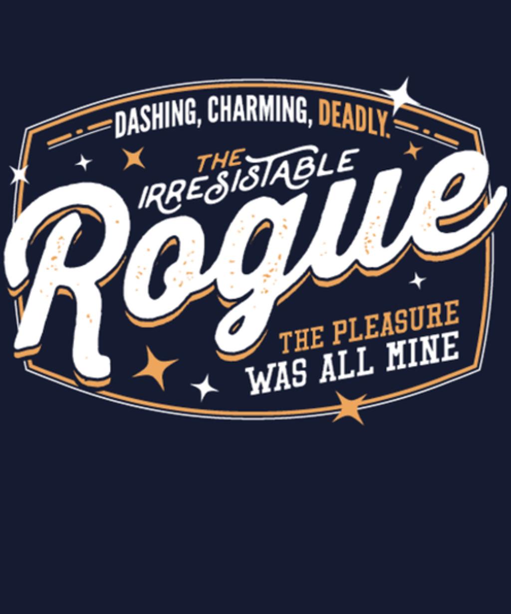 Qwertee: Rogue
