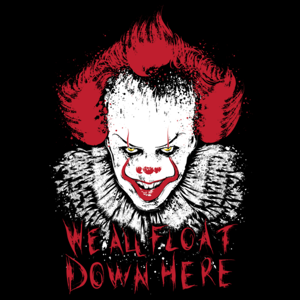 NeatoShop: We all float down here