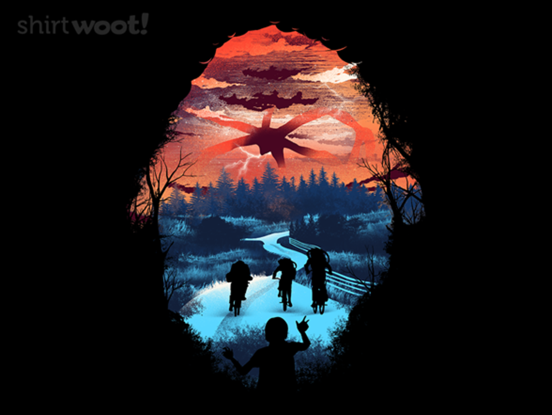 Woot!: Upside Down