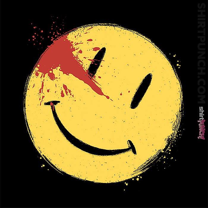ShirtPunch: Bloody Smile