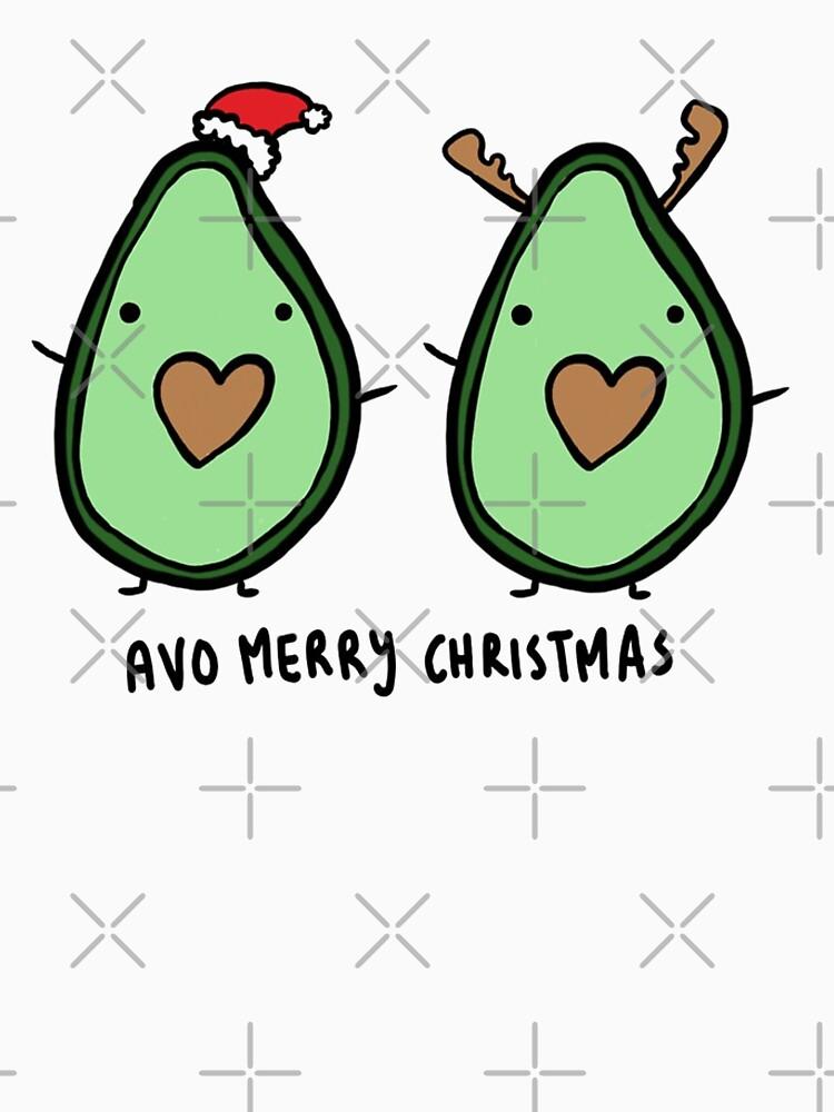 RedBubble: Avo Merry Christmas! [Avocado]