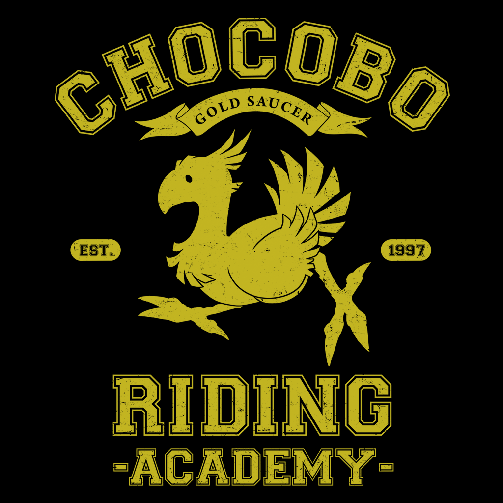 Pop-Up Tee: Riding Academy