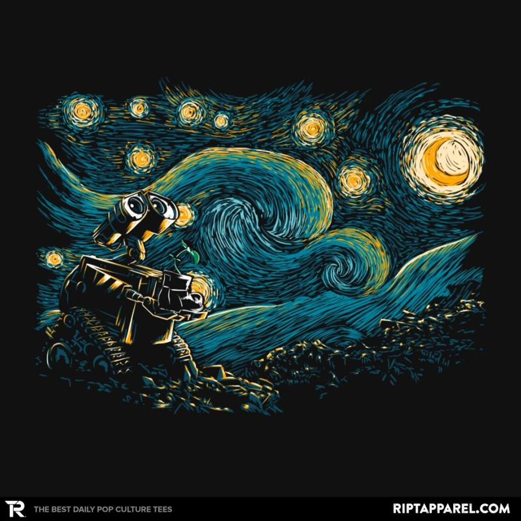 Ript: Starry Robot