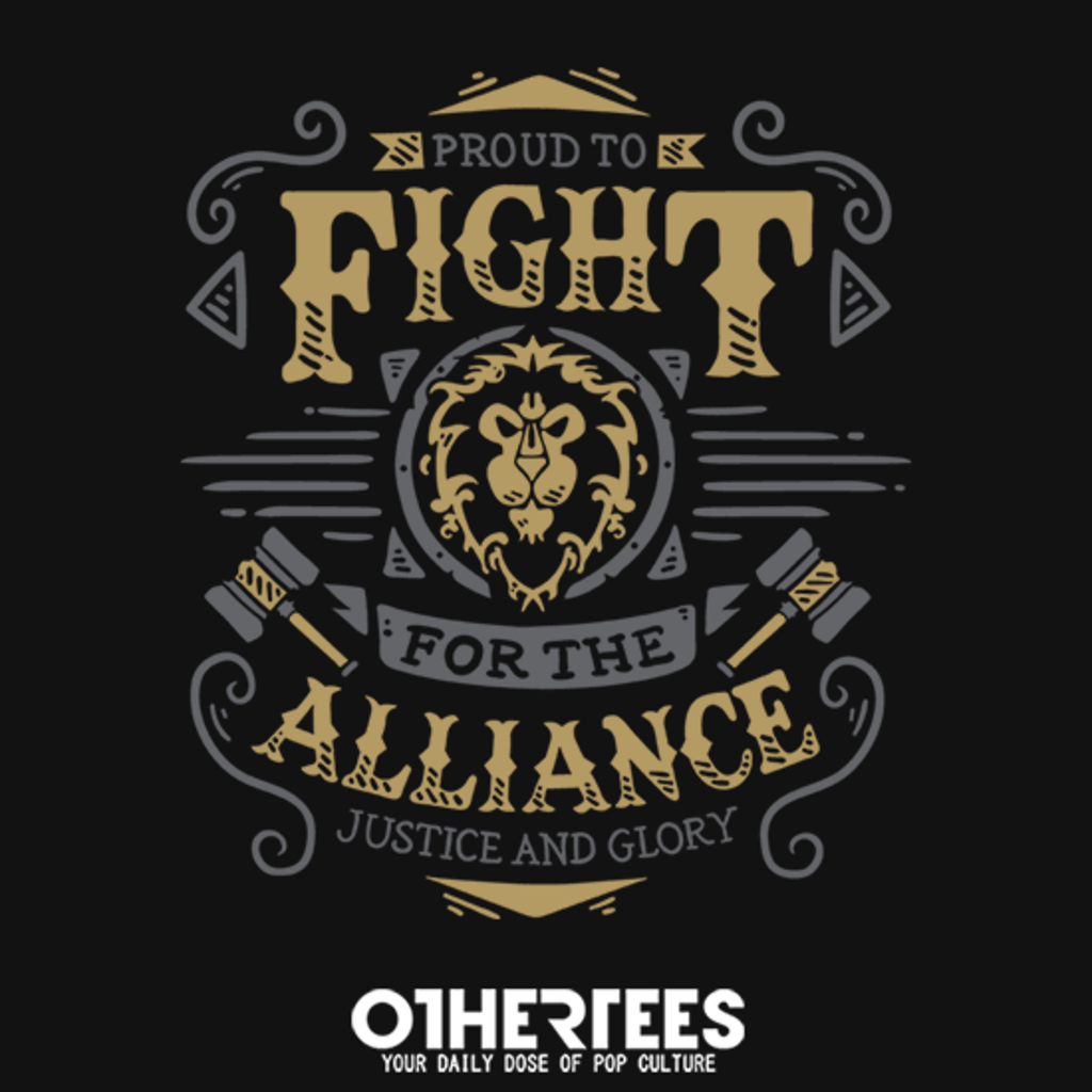 OtherTees: Fight for the Alliance