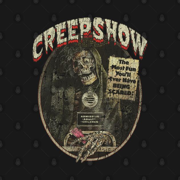 TeePublic: Creepshow 1982