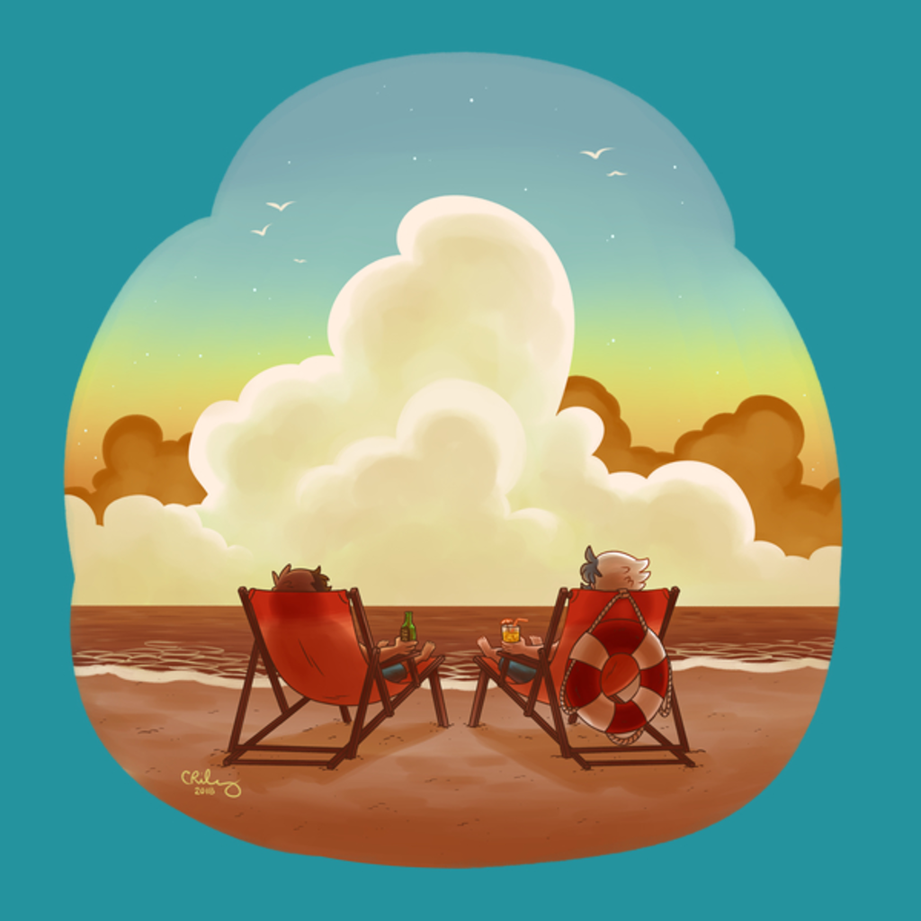 NeatoShop: A Mirror's Tale- Beach Day
