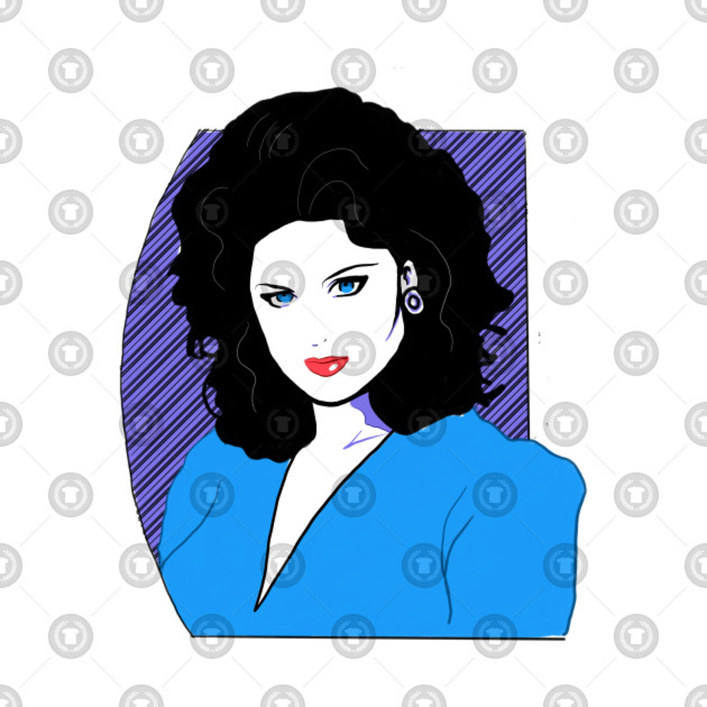 TeePublic: Susan Sugarbaker