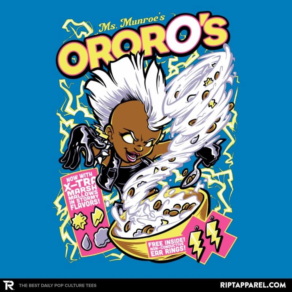 Ript: OrorO's Cereal