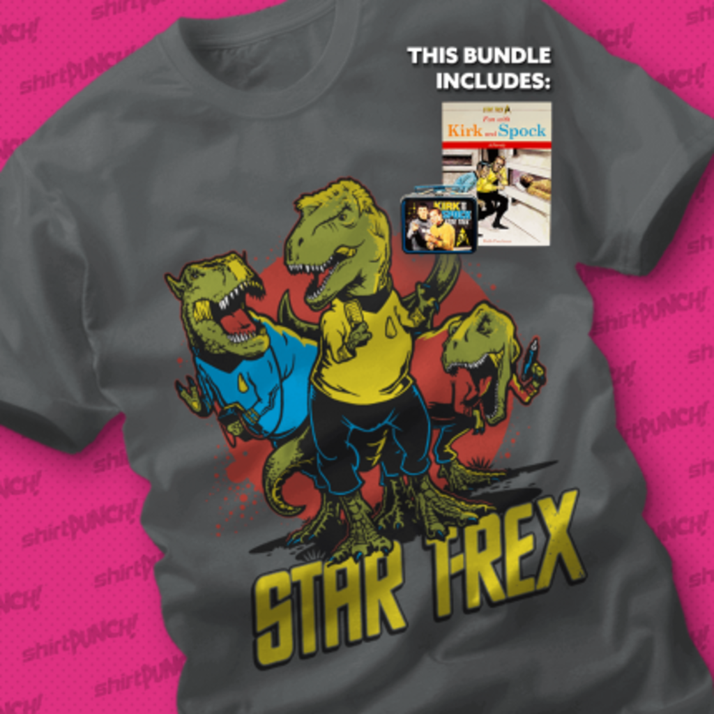 ShirtPunch: Highly Logical Bundle
