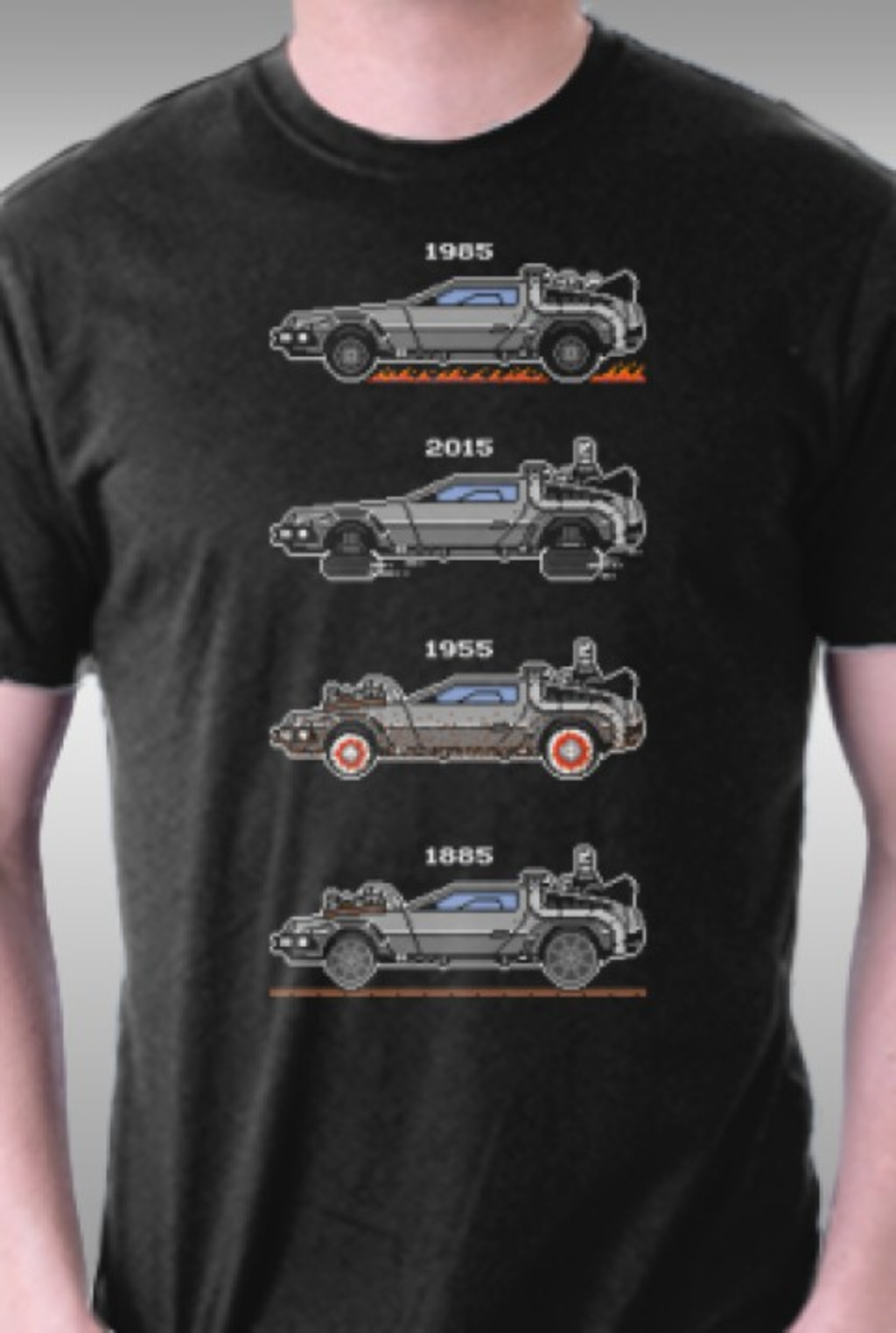 TeeFury: Transport Through Time