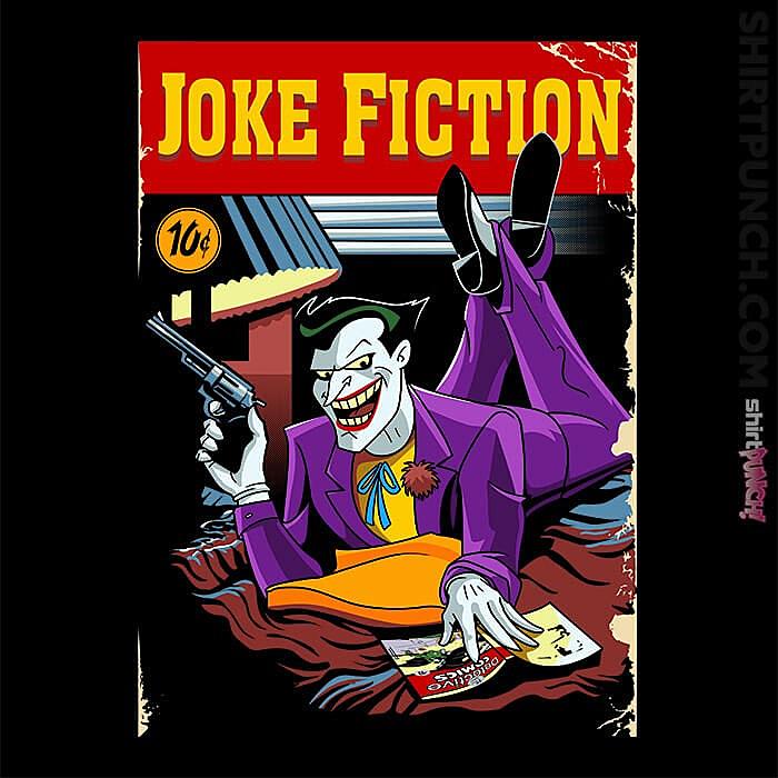ShirtPunch: Joke Fiction