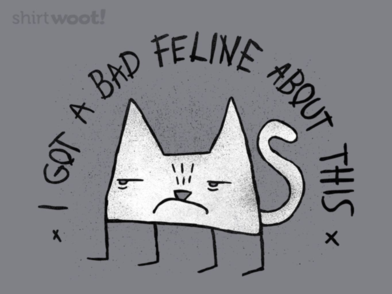 Woot!: I've Got A Bad Feline About This