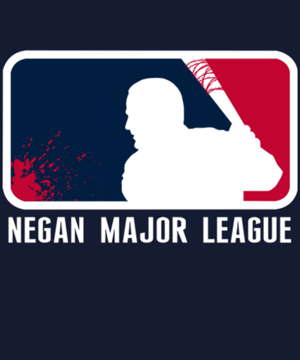 Qwertee: Negan Major League
