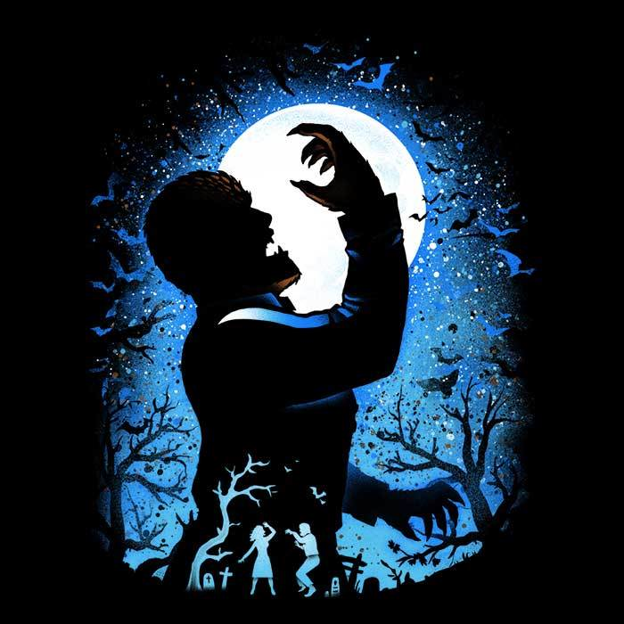 Once Upon a Tee: Wolf Man