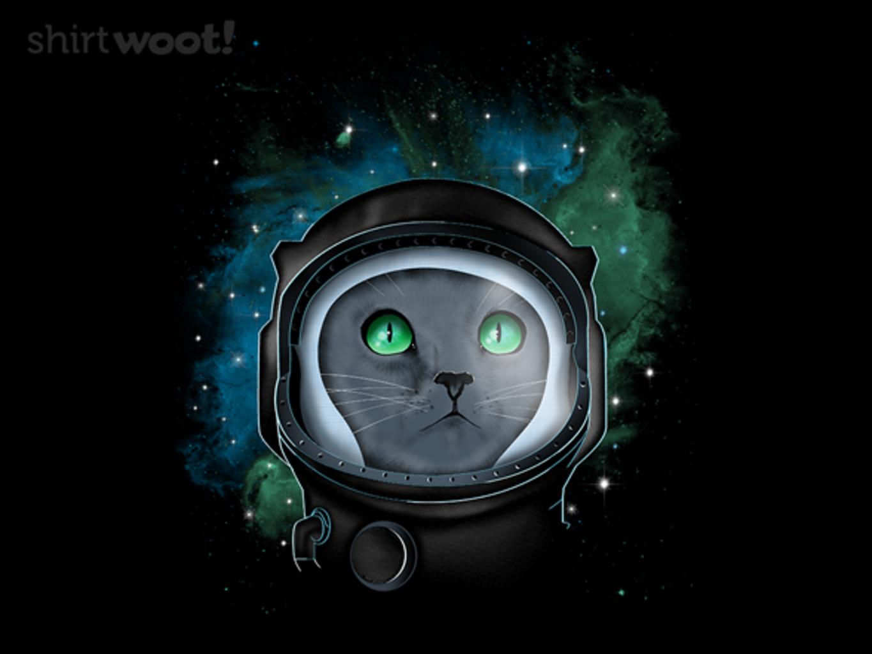 Woot!: The Cosmewnaut