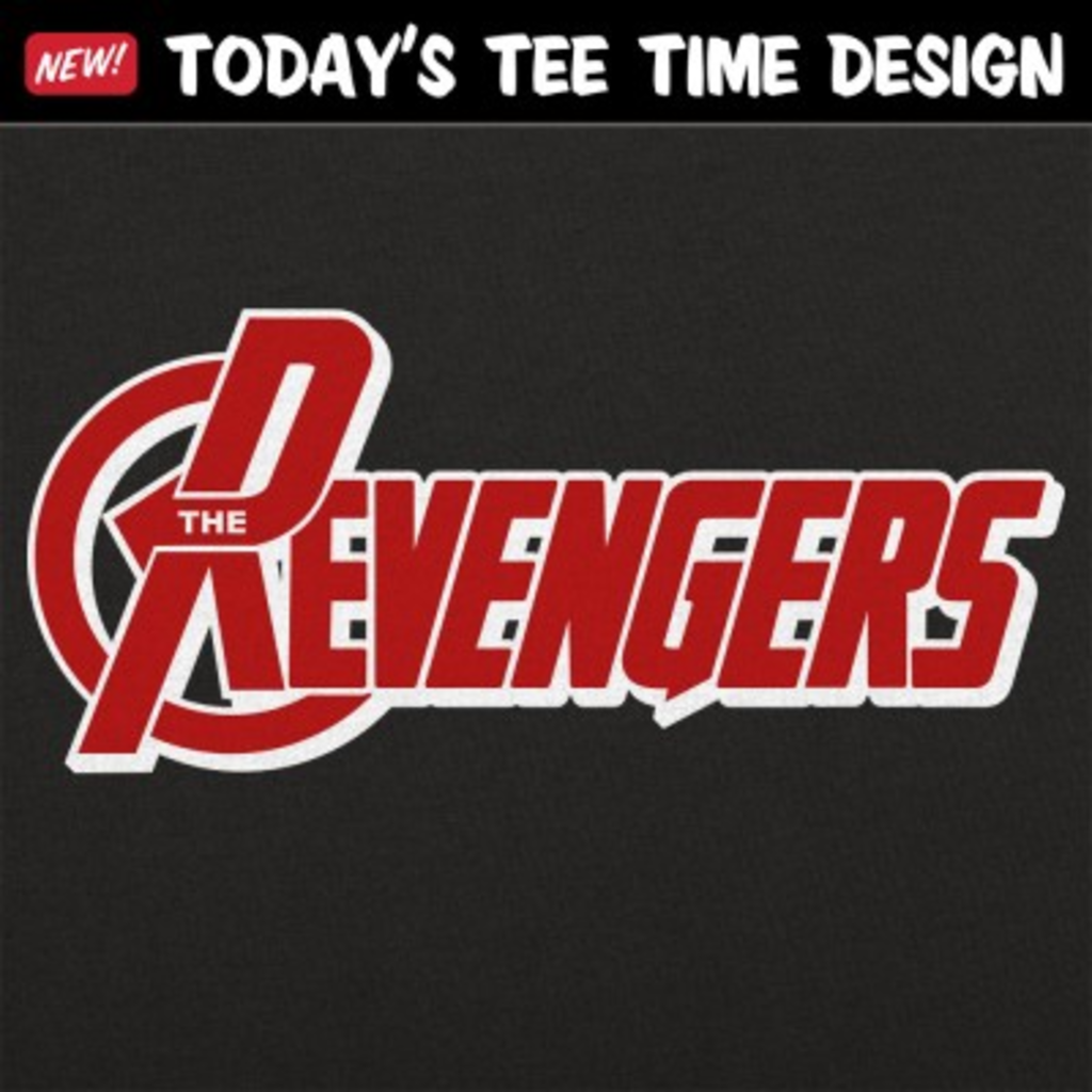 6 Dollar Shirts: The Revengers
