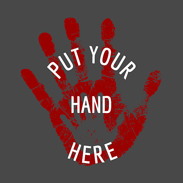 TeePublic: put your hand here