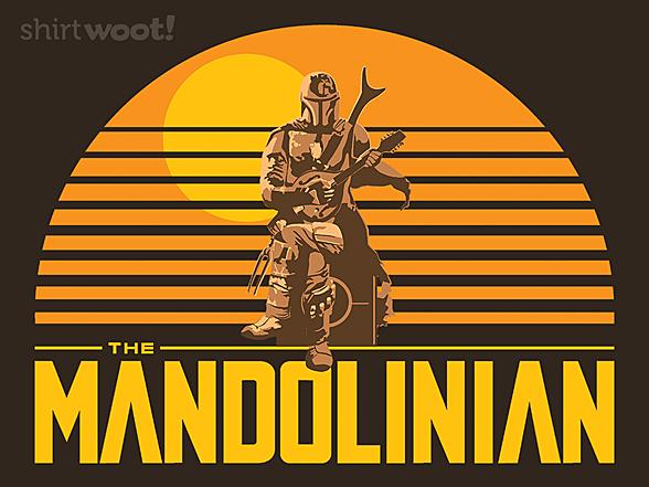 Woot!: The Mandolinian
