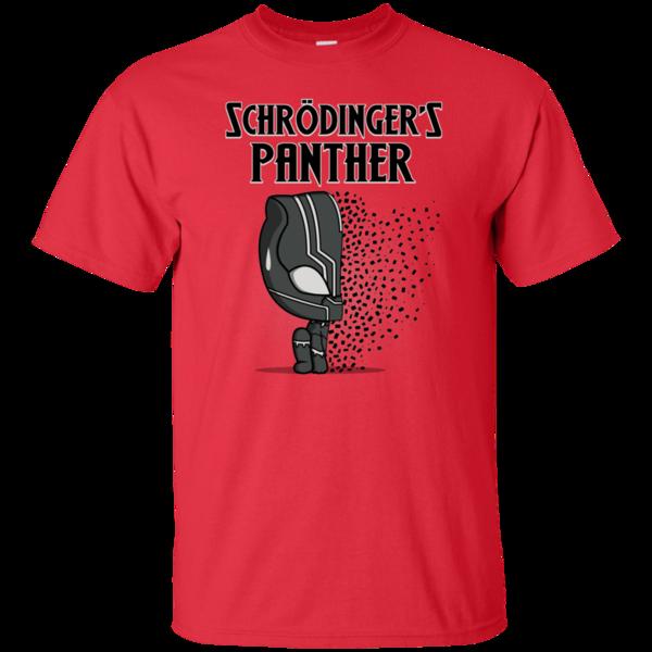 Pop-Up Tee: Schrodingers Panther