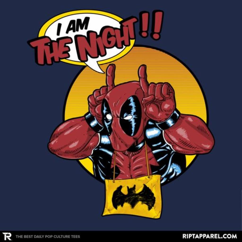 Ript: I'M THE NIGHT Reprint